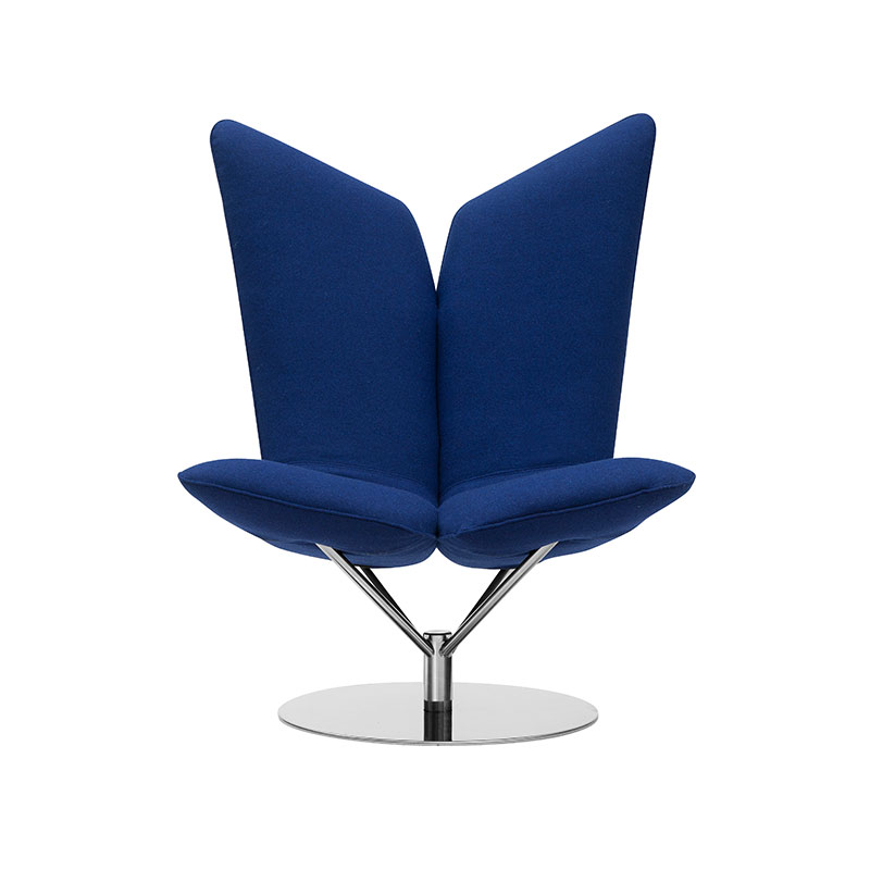 Softline Angel Chair by Busk+Hertzog