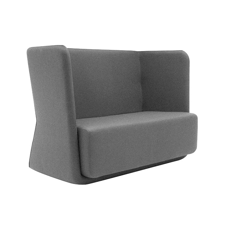 Softline Basket Two Seat Sofa with Low Backrest 171 Divina 3 02 Olson and Baker - Designer & Contemporary Sofas, Furniture - Olson and Baker showcases original designs from authentic, designer brands. Buy contemporary furniture, lighting, storage, sofas & chairs at Olson + Baker.