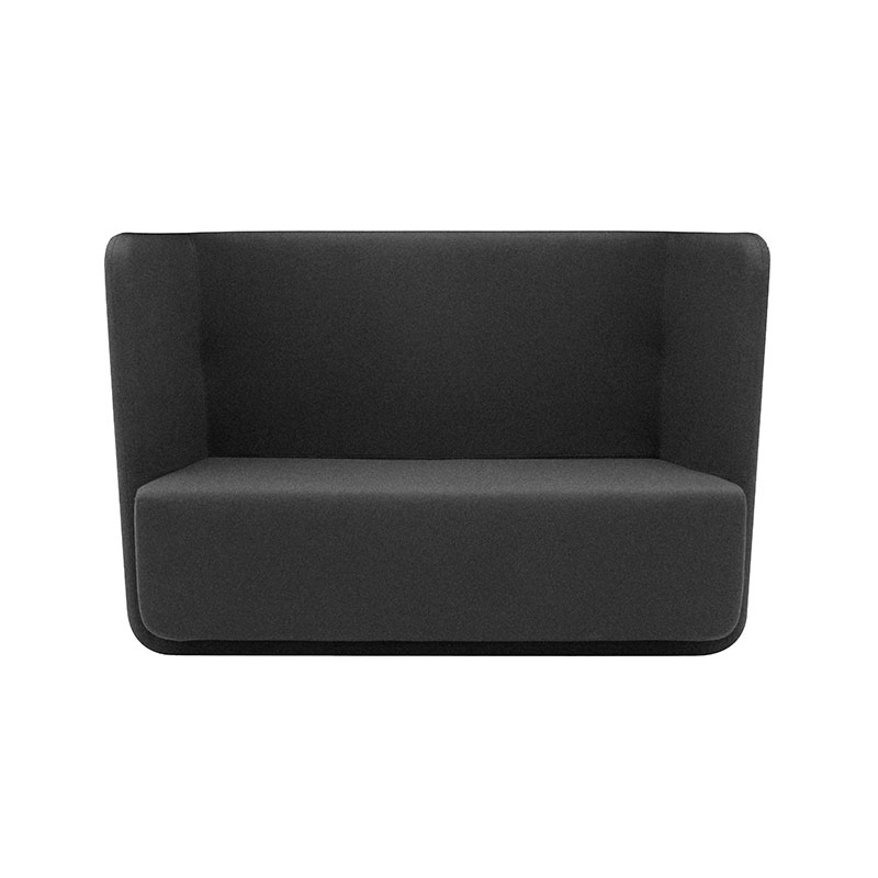 Softline Basket Two Seat Sofa with Low Backrest by Matthias Demacker Olson and Baker - Designer & Contemporary Sofas, Furniture - Olson and Baker showcases original designs from authentic, designer brands. Buy contemporary furniture, lighting, storage, sofas & chairs at Olson + Baker.