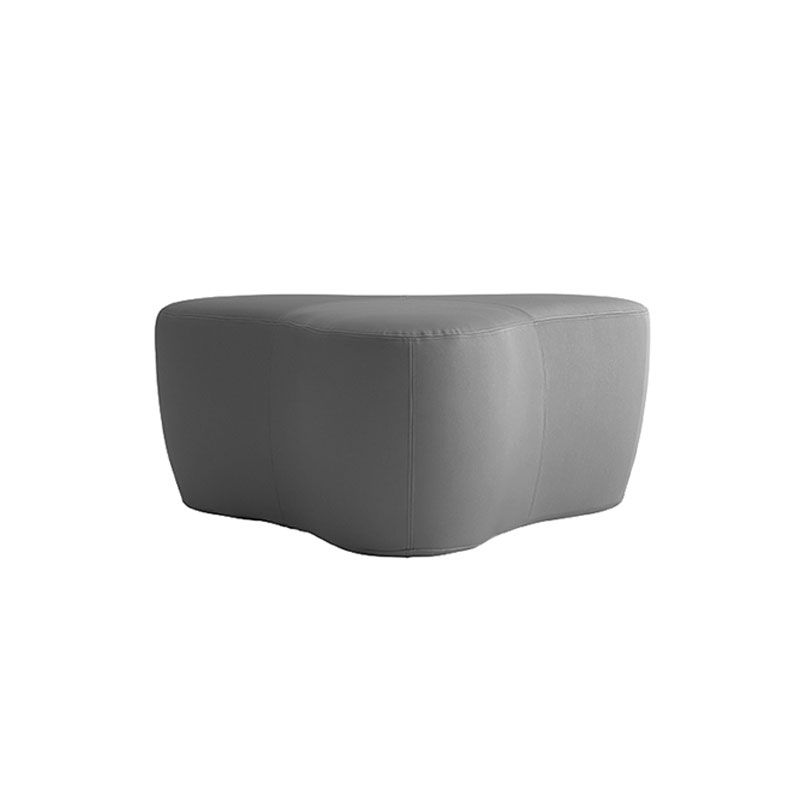 Softline Chat Pouf Medium Valencia 269 01 Olson and Baker - Designer & Contemporary Sofas, Furniture - Olson and Baker showcases original designs from authentic, designer brands. Buy contemporary furniture, lighting, storage, sofas & chairs at Olson + Baker.