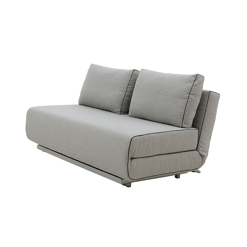 Softline City Two Seat Sofa Bed by Stine Engelbrechtsen Olson and Baker - Designer & Contemporary Sofas, Furniture - Olson and Baker showcases original designs from authentic, designer brands. Buy contemporary furniture, lighting, storage, sofas & chairs at Olson + Baker.