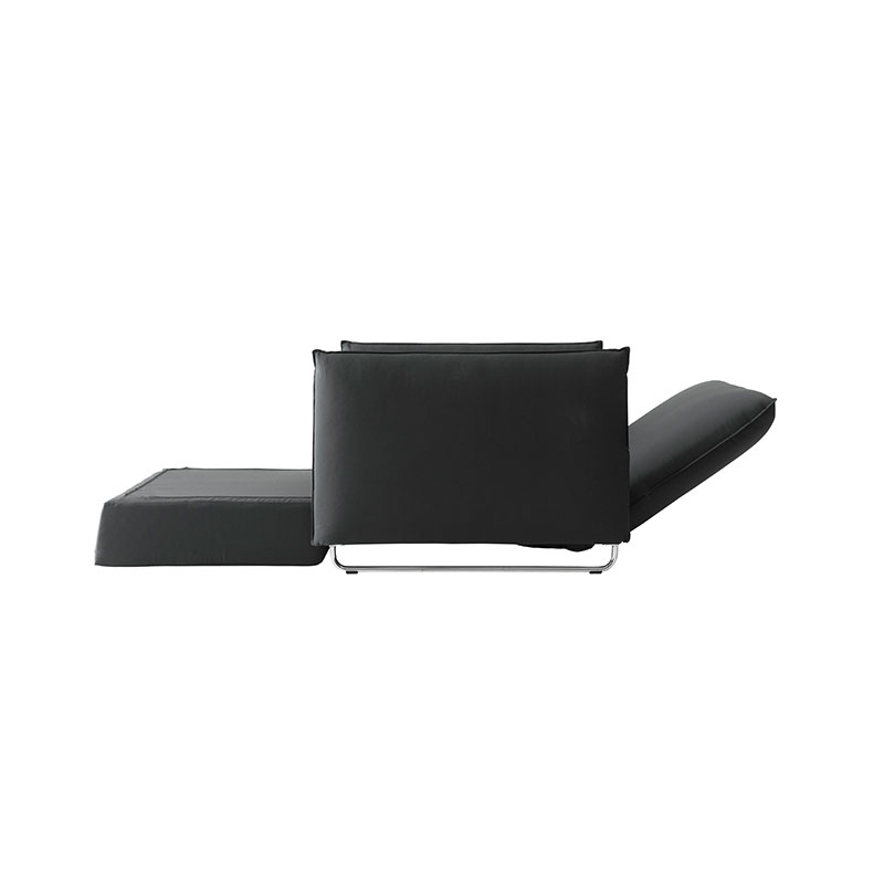 Softline Cord Chair & Single Sofa Bed Tempo 275 02 Olson and Baker - Designer & Contemporary Sofas, Furniture - Olson and Baker showcases original designs from authentic, designer brands. Buy contemporary furniture, lighting, storage, sofas & chairs at Olson + Baker.