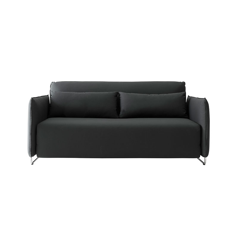 Softline Cord Two Seat Sofa Bed Tempo 275 Olson and Baker - Designer & Contemporary Sofas, Furniture - Olson and Baker showcases original designs from authentic, designer brands. Buy contemporary furniture, lighting, storage, sofas & chairs at Olson + Baker.