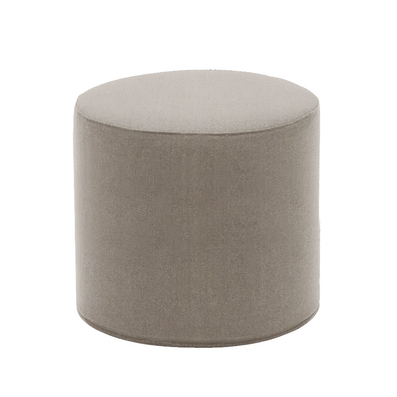 Softline Drum Pouf High by Softline Design Team Olson and Baker - Designer & Contemporary Sofas, Furniture - Olson and Baker showcases original designs from authentic, designer brands. Buy contemporary furniture, lighting, storage, sofas & chairs at Olson + Baker.