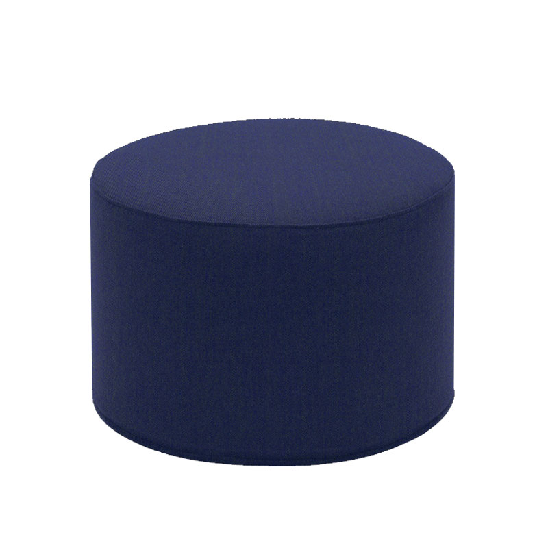 Softline Drum Pouf Small by Softline Design Team Olson and Baker - Designer & Contemporary Sofas, Furniture - Olson and Baker showcases original designs from authentic, designer brands. Buy contemporary furniture, lighting, storage, sofas & chairs at Olson + Baker.