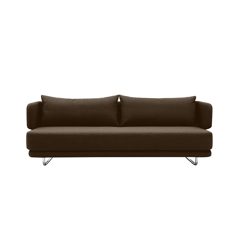 Softline Jasper Three Seat Sofa Bed by Busk-Hertzog Olson and Baker - Designer & Contemporary Sofas, Furniture - Olson and Baker showcases original designs from authentic, designer brands. Buy contemporary furniture, lighting, storage, sofas & chairs at Olson + Baker.