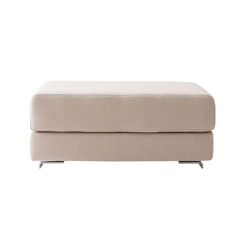 Softline Lounge Pouf Modular Sofa Element by Muller & Wulff Olson and Baker - Designer & Contemporary Sofas, Furniture - Olson and Baker showcases original designs from authentic, designer brands. Buy contemporary furniture, lighting, storage, sofas & chairs at Olson + Baker.