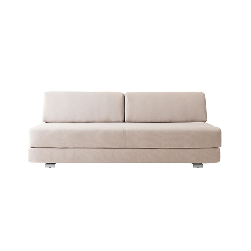 Softline Lounge Three Seat Sofa Bed by Muller & Wulff Olson and Baker - Designer & Contemporary Sofas, Furniture - Olson and Baker showcases original designs from authentic, designer brands. Buy contemporary furniture, lighting, storage, sofas & chairs at Olson + Baker.