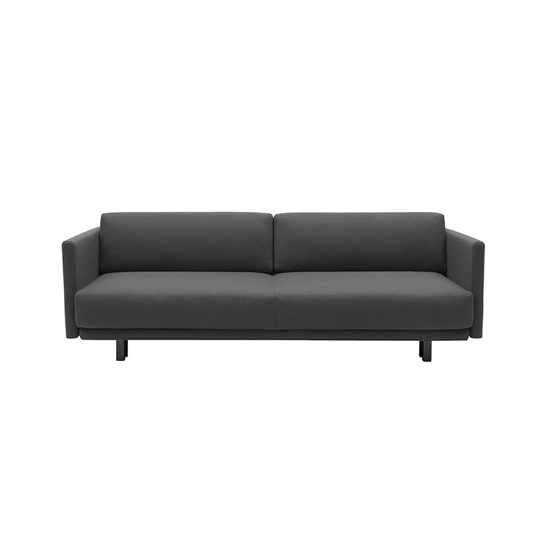 Softline Meghan Three Seat Sofa Bed by Muller & Wulff Olson and Baker - Designer & Contemporary Sofas, Furniture - Olson and Baker showcases original designs from authentic, designer brands. Buy contemporary furniture, lighting, storage, sofas & chairs at Olson + Baker.