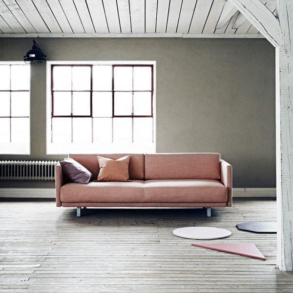 Meghan Three Seat Sofa Bed