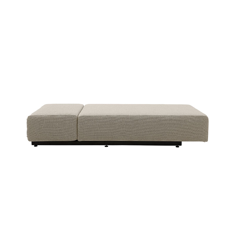 Softline Nevada Large Chaise Longue Modular Sofa Element Nordic 485 02 Olson and Baker - Designer & Contemporary Sofas, Furniture - Olson and Baker showcases original designs from authentic, designer brands. Buy contemporary furniture, lighting, storage, sofas & chairs at Olson + Baker.