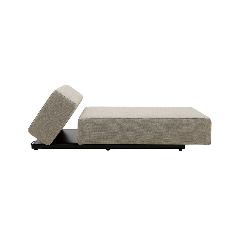 Softline Nevada Large Chaise Longue Modular Sofa Element Nordic 485 03 Olson and Baker - Designer & Contemporary Sofas, Furniture - Olson and Baker showcases original designs from authentic, designer brands. Buy contemporary furniture, lighting, storage, sofas & chairs at Olson + Baker.