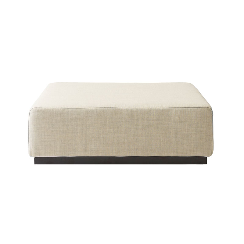 Softline Nevada Pouf by Busk-Hertzog Olson and Baker - Designer & Contemporary Sofas, Furniture - Olson and Baker showcases original designs from authentic, designer brands. Buy contemporary furniture, lighting, storage, sofas & chairs at Olson + Baker.