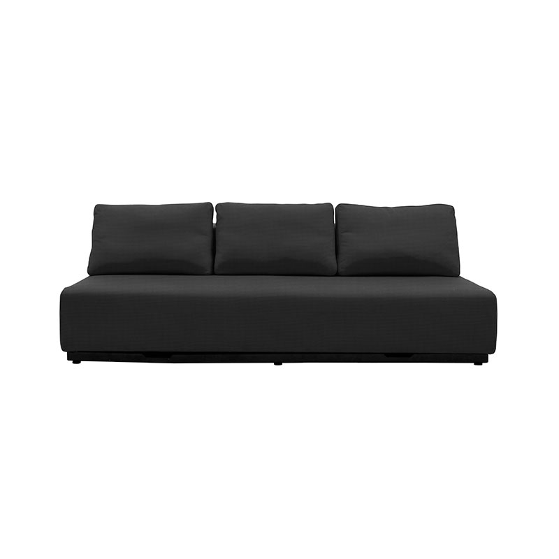 Softline Nevada Three Seat Sofa Bed Modular Sofa Element by Busk-Hertzog Olson and Baker - Designer & Contemporary Sofas, Furniture - Olson and Baker showcases original designs from authentic, designer brands. Buy contemporary furniture, lighting, storage, sofas & chairs at Olson + Baker.