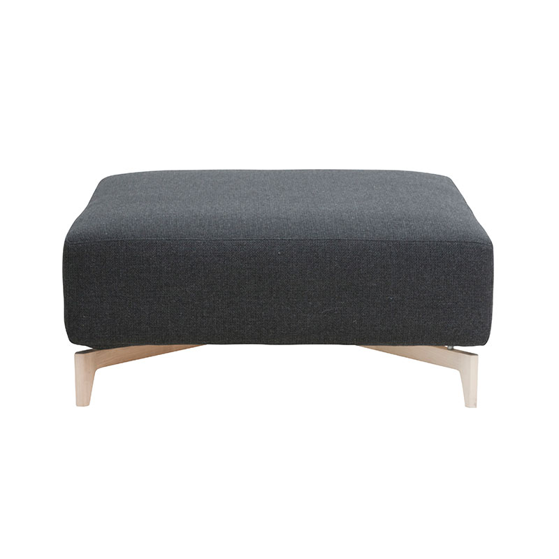 Softline Passion Pouf Modular Sofa Element by Stine Engelbrechtsen Olson and Baker - Designer & Contemporary Sofas, Furniture - Olson and Baker showcases original designs from authentic, designer brands. Buy contemporary furniture, lighting, storage, sofas & chairs at Olson + Baker.
