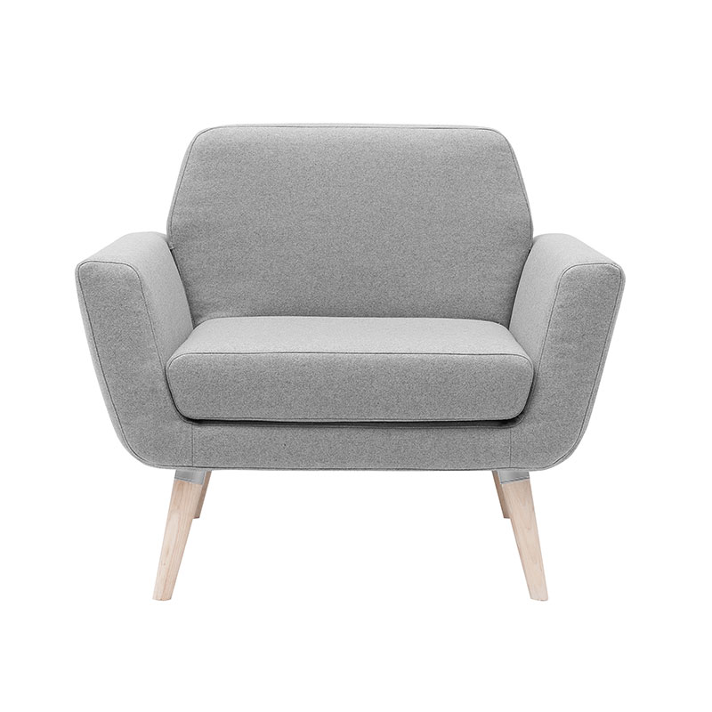 Softline Scope Chair by Robert Zoller Olson and Baker - Designer & Contemporary Sofas, Furniture - Olson and Baker showcases original designs from authentic, designer brands. Buy contemporary furniture, lighting, storage, sofas & chairs at Olson + Baker.