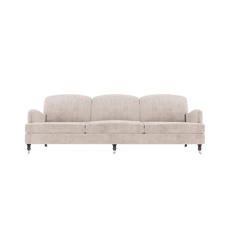 Olson and Baker Anning Three Seat Sofa by Olson and Baker Studio Olson and Baker - Designer & Contemporary Sofas, Furniture - Olson and Baker showcases original designs from authentic, designer brands. Buy contemporary furniture, lighting, storage, sofas & chairs at Olson + Baker.
