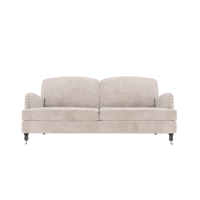 Olson and Baker Anning Two Seat Sofa by Olson and Baker Studio Olson and Baker - Designer & Contemporary Sofas, Furniture - Olson and Baker showcases original designs from authentic, designer brands. Buy contemporary furniture, lighting, storage, sofas & chairs at Olson + Baker.