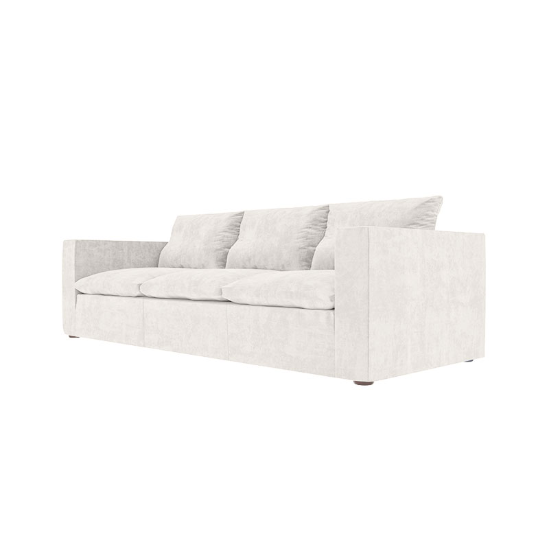 Olson-and-Baker-Bose-Three-Seat-240cm-02-Plush-Optic Olson and Baker - Designer & Contemporary Sofas, Furniture - Olson and Baker showcases original designs from authentic, designer brands. Buy contemporary furniture, lighting, storage, sofas & chairs at Olson + Baker.