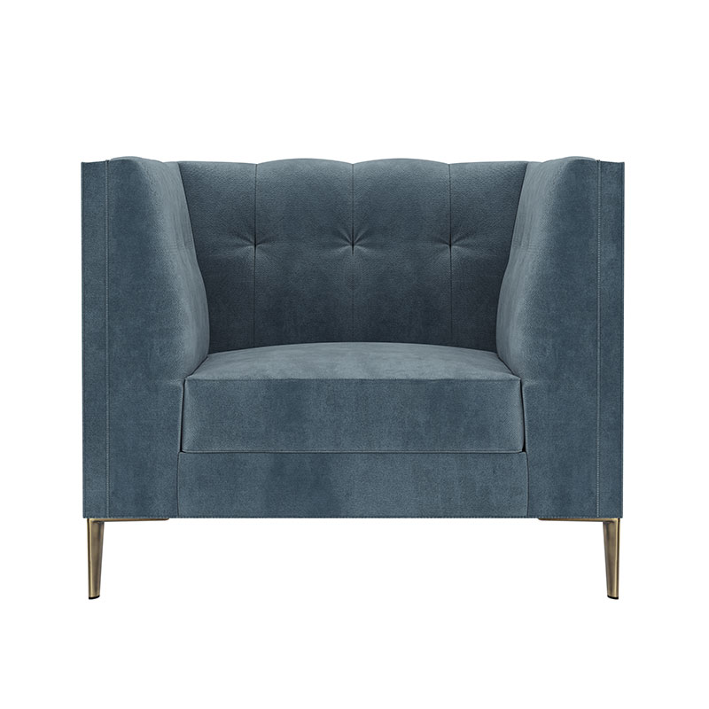 Olson and Baker Fleming Armchair by Olson and Baker Studio