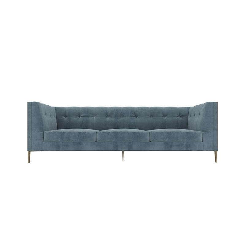 Olson and Baker Fleming Three Seat Sofa by Olson and Baker Studio Olson and Baker - Designer & Contemporary Sofas, Furniture - Olson and Baker showcases original designs from authentic, designer brands. Buy contemporary furniture, lighting, storage, sofas & chairs at Olson + Baker.