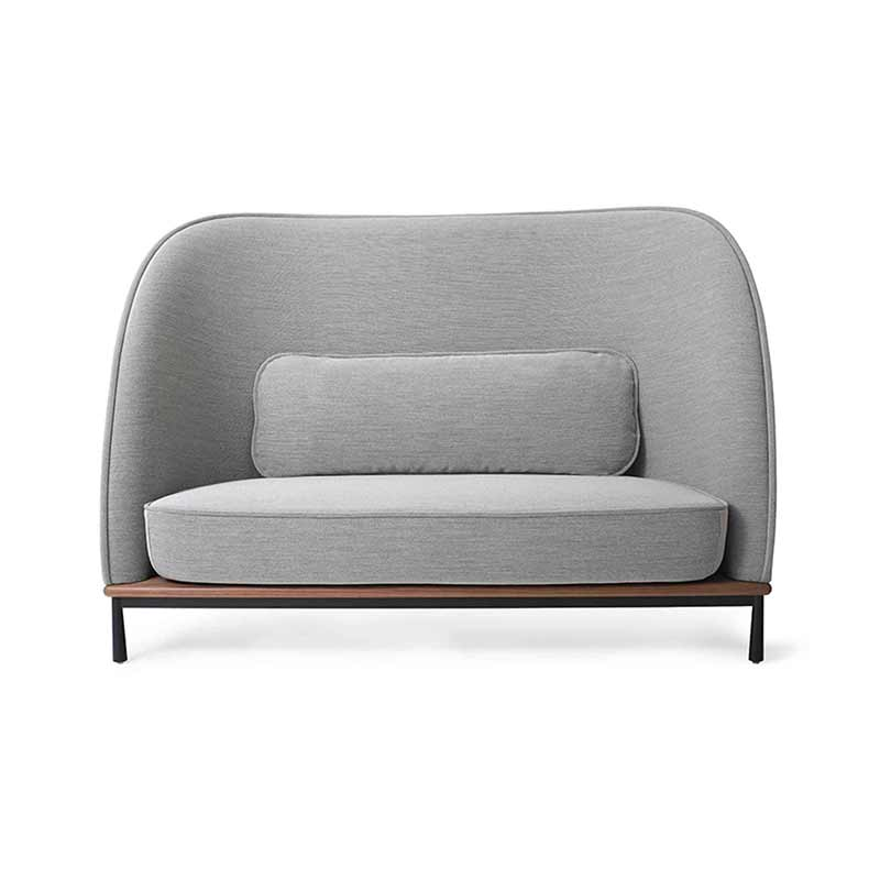 Stellar Works Arc Highback Two Seat Sofa by Hallgeir Homstvedt Olson and Baker - Designer & Contemporary Sofas, Furniture - Olson and Baker showcases original designs from authentic, designer brands. Buy contemporary furniture, lighting, storage, sofas & chairs at Olson + Baker.