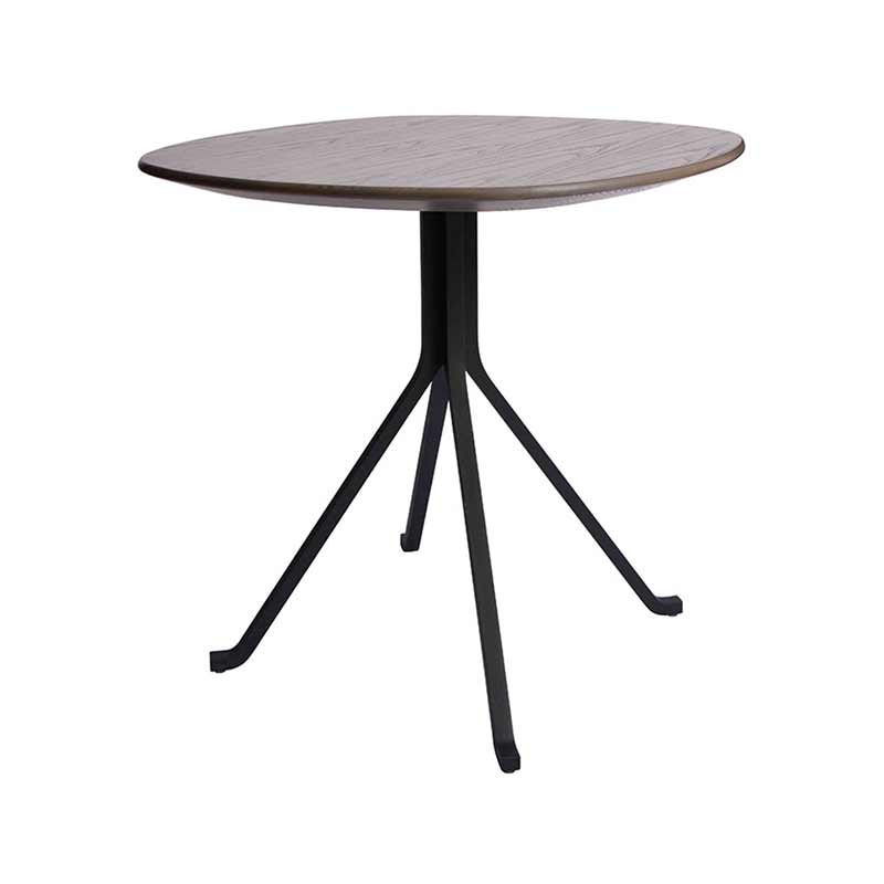 Stellar Works Blink Round Café Table by Yabu Pushelberg Olson and Baker - Designer & Contemporary Sofas, Furniture - Olson and Baker showcases original designs from authentic, designer brands. Buy contemporary furniture, lighting, storage, sofas & chairs at Olson + Baker.