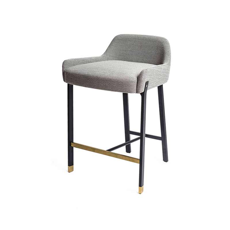 Stellar Works Blink Counter Stool by Yabu Pushelberg Olson and Baker - Designer & Contemporary Sofas, Furniture - Olson and Baker showcases original designs from authentic, designer brands. Buy contemporary furniture, lighting, storage, sofas & chairs at Olson + Baker.