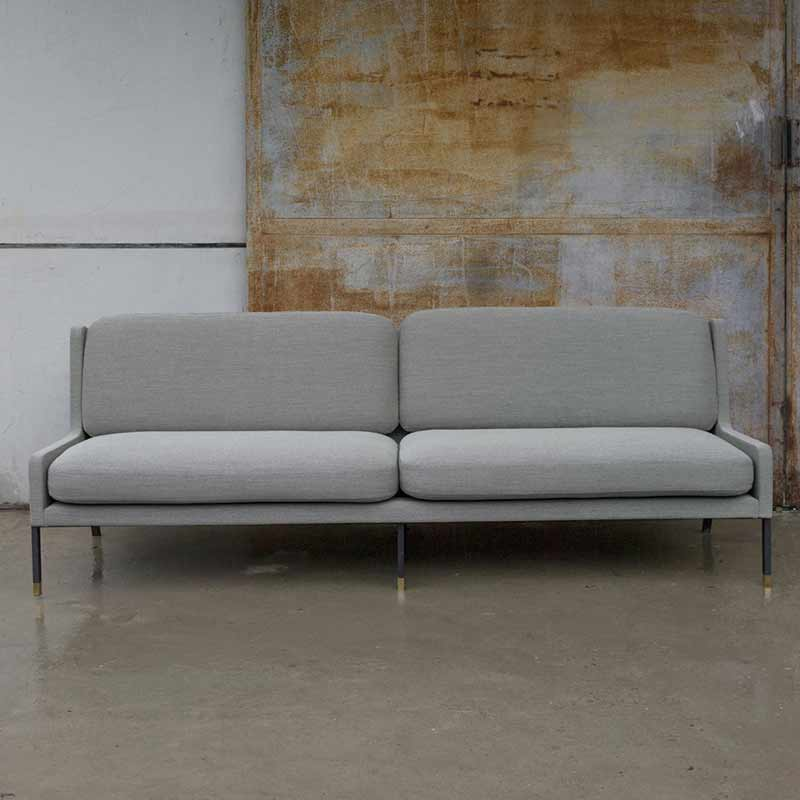 Stellar Works Blink Three Seater Sofa by Yabu Pushelberg 2 Olson and Baker - Designer & Contemporary Sofas, Furniture - Olson and Baker showcases original designs from authentic, designer brands. Buy contemporary furniture, lighting, storage, sofas & chairs at Olson + Baker.