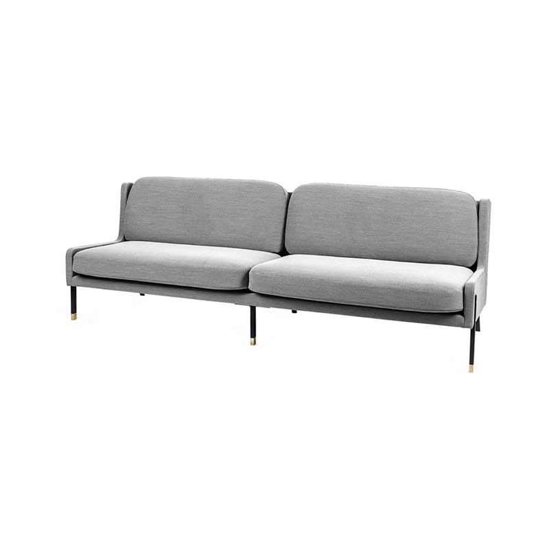 Stellar Works Blink Three Seat Sofa by Yabu Pushelberg Olson and Baker - Designer & Contemporary Sofas, Furniture - Olson and Baker showcases original designs from authentic, designer brands. Buy contemporary furniture, lighting, storage, sofas & chairs at Olson + Baker.