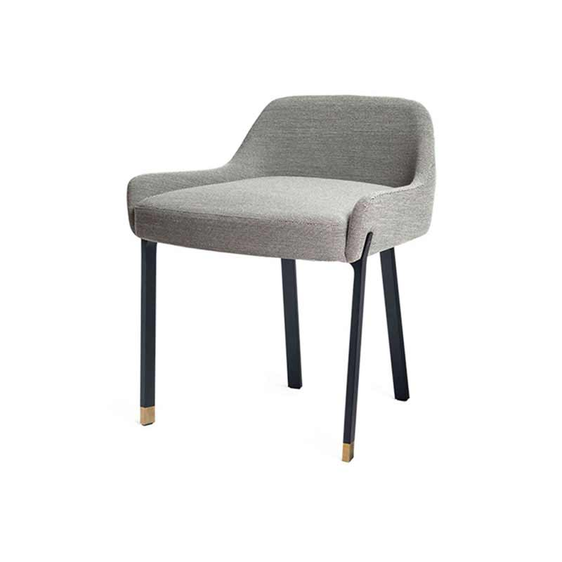 Stellar Works Blink Vanity Stool by Yabu Pushelberg Olson and Baker - Designer & Contemporary Sofas, Furniture - Olson and Baker showcases original designs from authentic, designer brands. Buy contemporary furniture, lighting, storage, sofas & chairs at Olson + Baker.