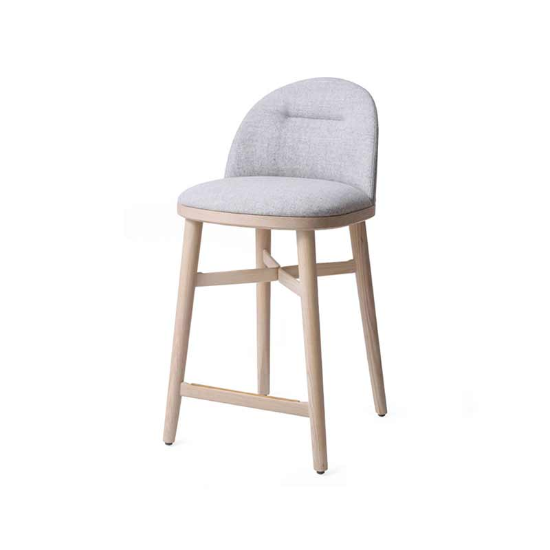 Stellar Works Bund Counter Stool by Neri&Hu Olson and Baker - Designer & Contemporary Sofas, Furniture - Olson and Baker showcases original designs from authentic, designer brands. Buy contemporary furniture, lighting, storage, sofas & chairs at Olson + Baker.