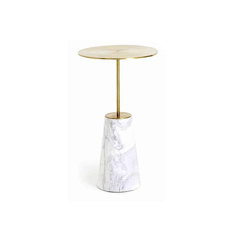Stellar Works Bund Side Table by Neri&Hu Olson and Baker - Designer & Contemporary Sofas, Furniture - Olson and Baker showcases original designs from authentic, designer brands. Buy contemporary furniture, lighting, storage, sofas & chairs at Olson + Baker.