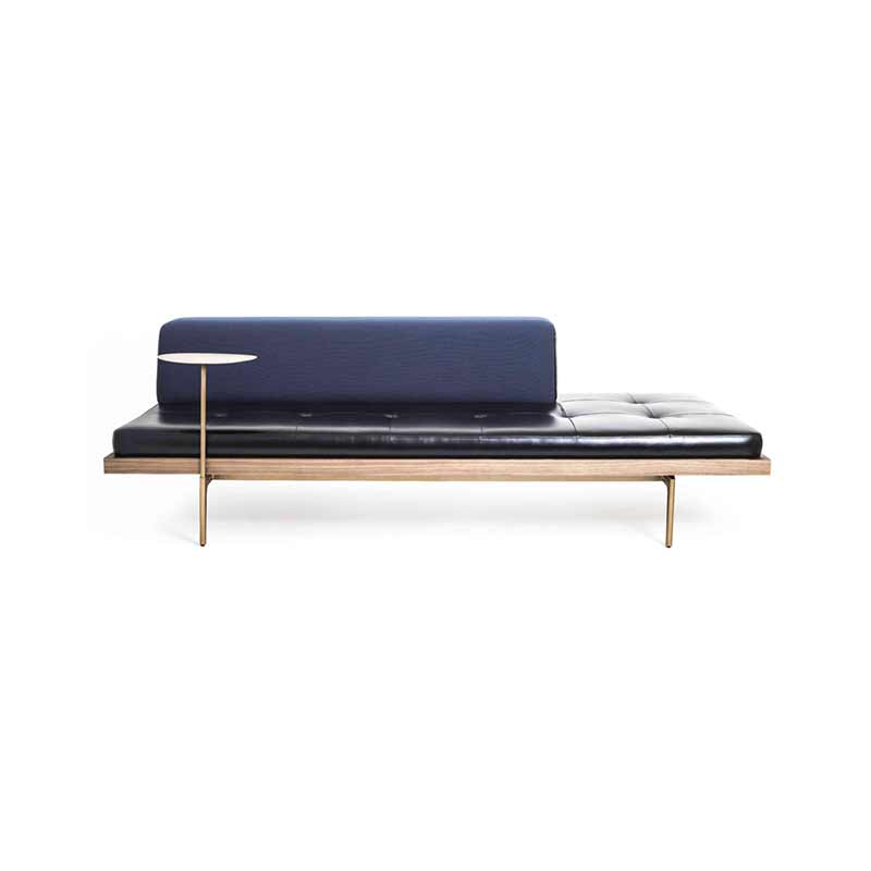 Stellar Works Discipline Left Half Back Sofa by Neri&Hu Olson and Baker - Designer & Contemporary Sofas, Furniture - Olson and Baker showcases original designs from authentic, designer brands. Buy contemporary furniture, lighting, storage, sofas & chairs at Olson + Baker.