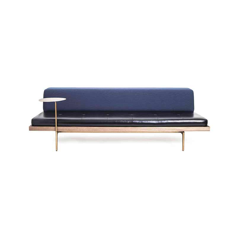 Stellar Works Discipline Three Seat Sofa by Neri&Hu Olson and Baker - Designer & Contemporary Sofas, Furniture - Olson and Baker showcases original designs from authentic, designer brands. Buy contemporary furniture, lighting, storage, sofas & chairs at Olson + Baker.