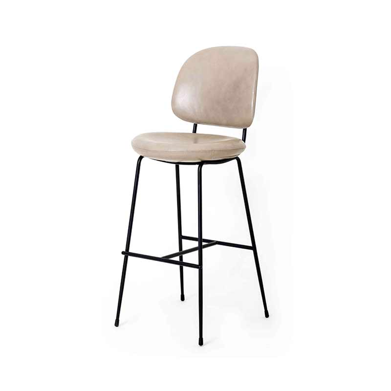 Stellar Works Industry Bar Stool by Neri&Hu Olson and Baker - Designer & Contemporary Sofas, Furniture - Olson and Baker showcases original designs from authentic, designer brands. Buy contemporary furniture, lighting, storage, sofas & chairs at Olson + Baker.