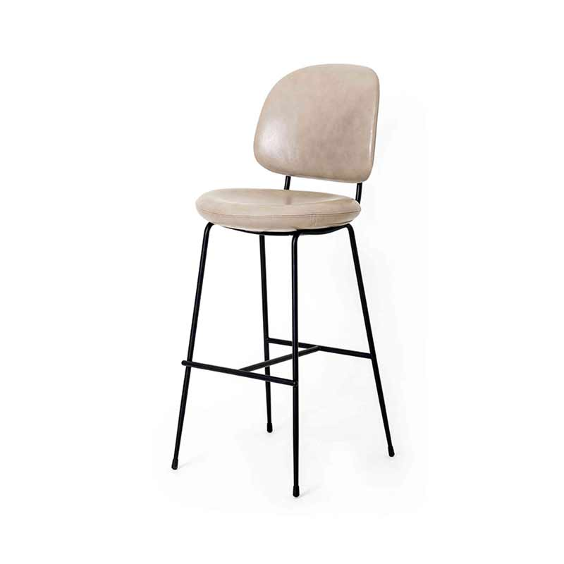 Stellar Works Industry Counter Stool by Neri&Hu Olson and Baker - Designer & Contemporary Sofas, Furniture - Olson and Baker showcases original designs from authentic, designer brands. Buy contemporary furniture, lighting, storage, sofas & chairs at Olson + Baker.