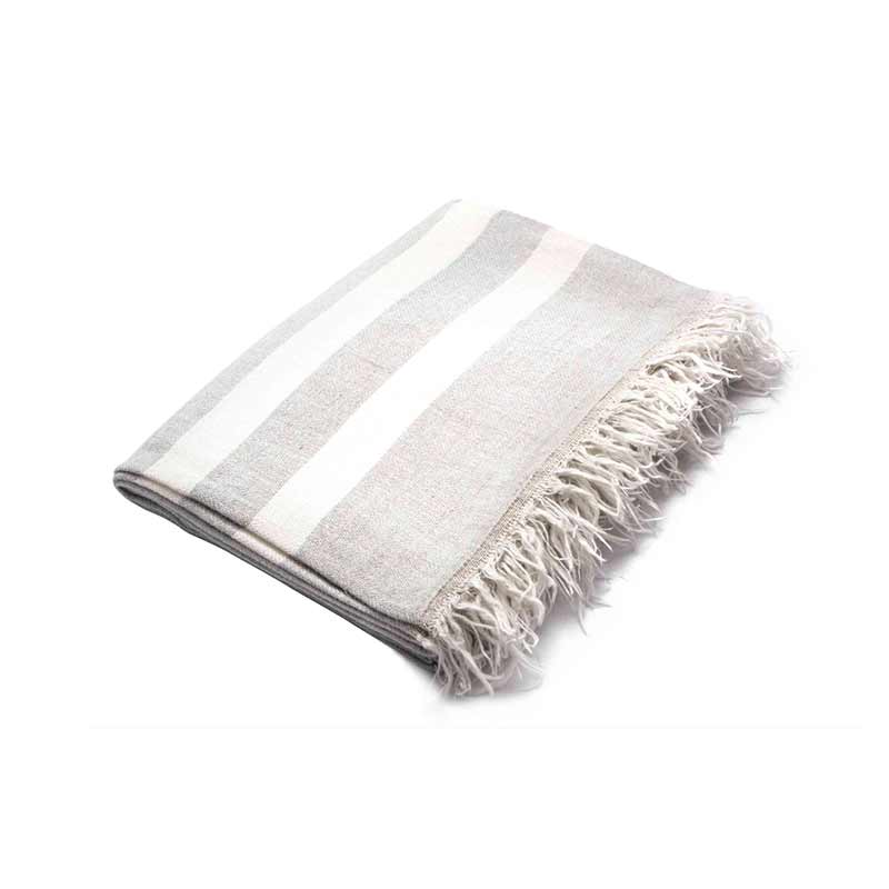 Stellar Works Linen Blanket by Olson and Baker - Designer & Contemporary Sofas, Furniture - Olson and Baker showcases original designs from authentic, designer brands. Buy contemporary furniture, lighting, storage, sofas & chairs at Olson + Baker.