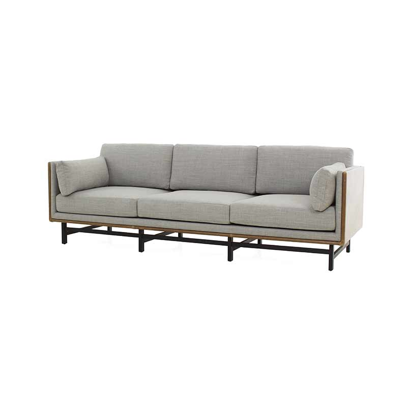 Stellar Works SW Three Seat Sofa by OEO Studio 3 Olson and Baker - Designer & Contemporary Sofas, Furniture - Olson and Baker showcases original designs from authentic, designer brands. Buy contemporary furniture, lighting, storage, sofas & chairs at Olson + Baker.