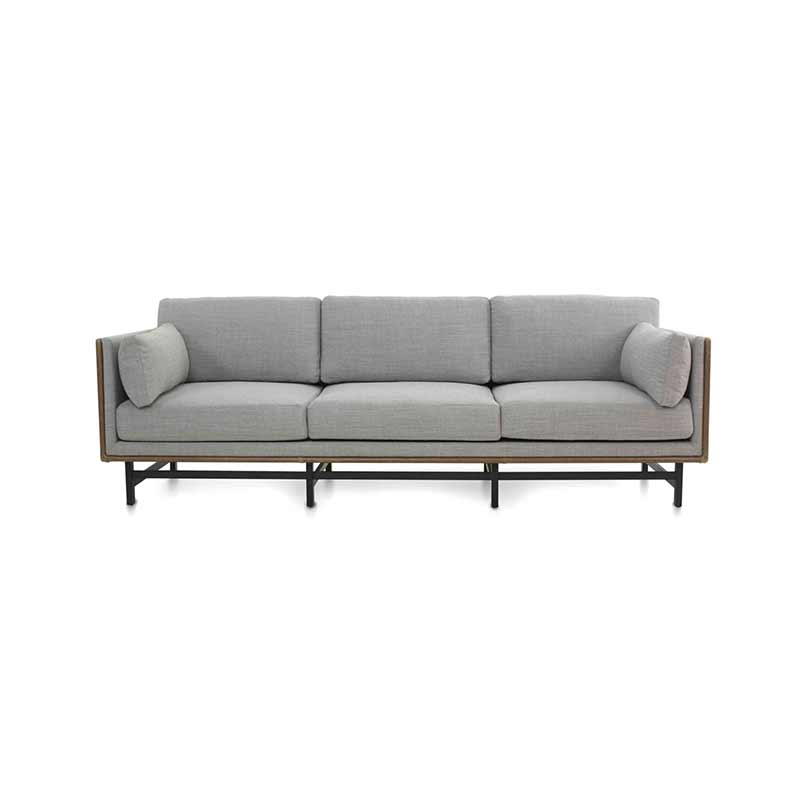 Stellar Works SW Three Seat Sofa by OEO Studio Olson and Baker - Designer & Contemporary Sofas, Furniture - Olson and Baker showcases original designs from authentic, designer brands. Buy contemporary furniture, lighting, storage, sofas & chairs at Olson + Baker.