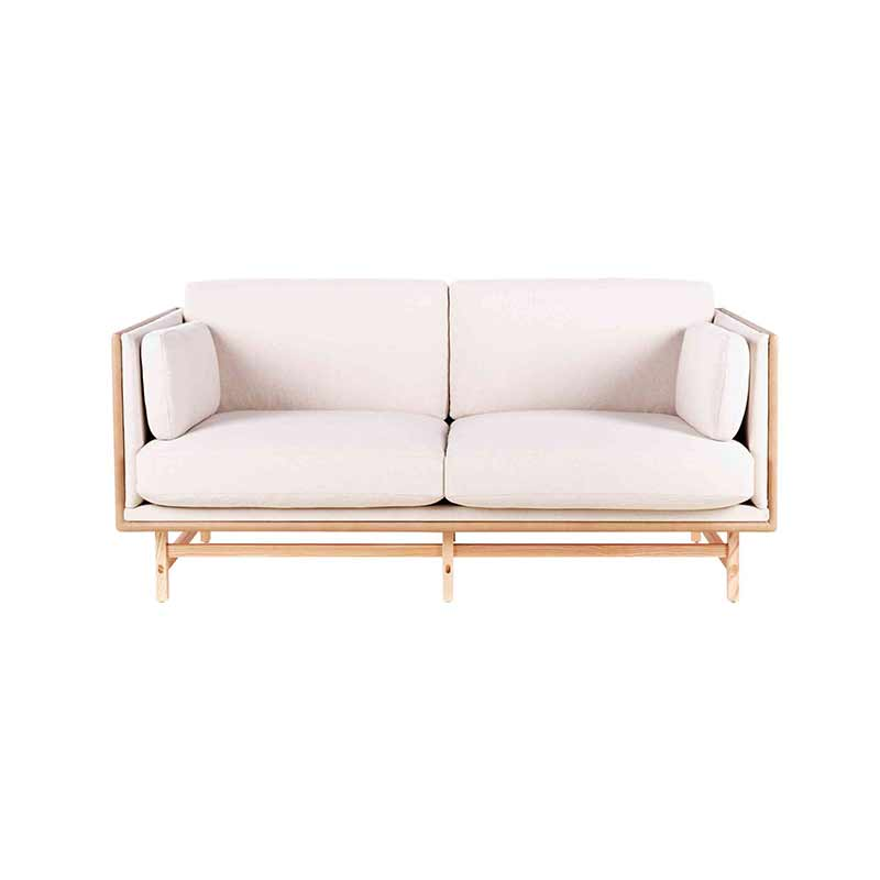Stellar Works SW Two Seat Sofa by OEO Studio Olson and Baker - Designer & Contemporary Sofas, Furniture - Olson and Baker showcases original designs from authentic, designer brands. Buy contemporary furniture, lighting, storage, sofas & chairs at Olson + Baker.