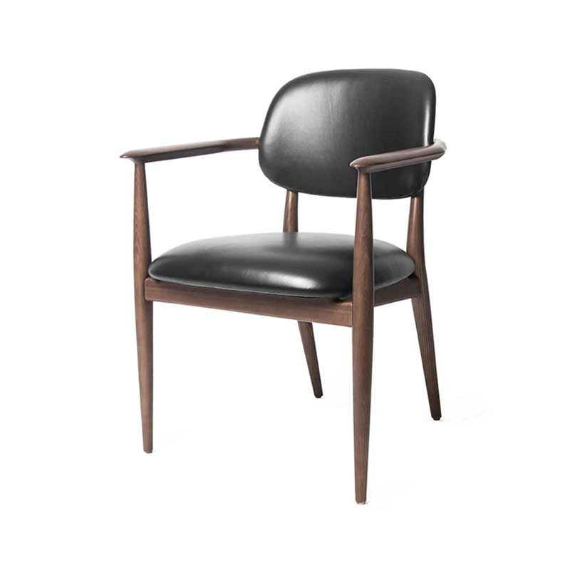 Stellar Works Slow Dining Chair by OEO Studio Olson and Baker - Designer & Contemporary Sofas, Furniture - Olson and Baker showcases original designs from authentic, designer brands. Buy contemporary furniture, lighting, storage, sofas & chairs at Olson + Baker.