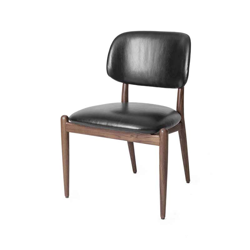 Stellar Works Slow Side Chair by OEO Studio Olson and Baker - Designer & Contemporary Sofas, Furniture - Olson and Baker showcases original designs from authentic, designer brands. Buy contemporary furniture, lighting, storage, sofas & chairs at Olson + Baker.