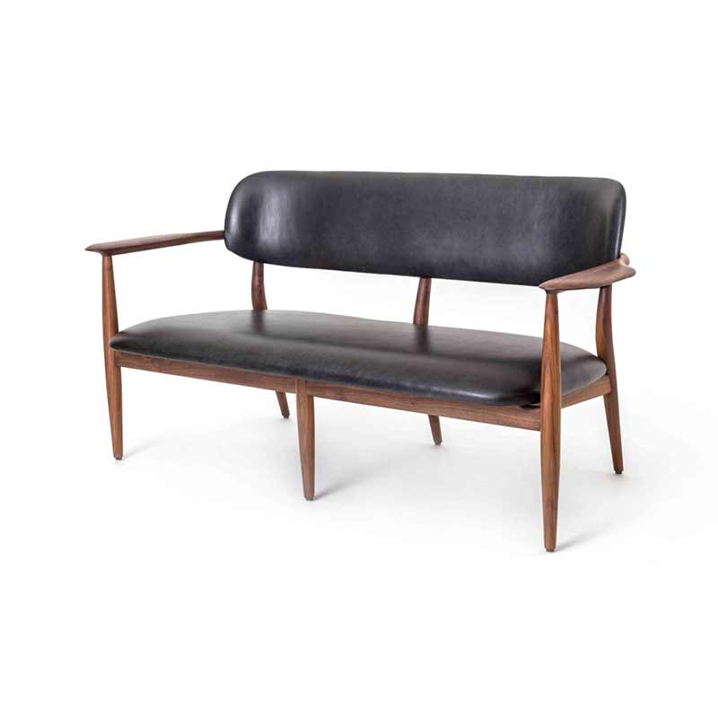 Stellar Works Slow Two Seat Sofa by OEO Studio
