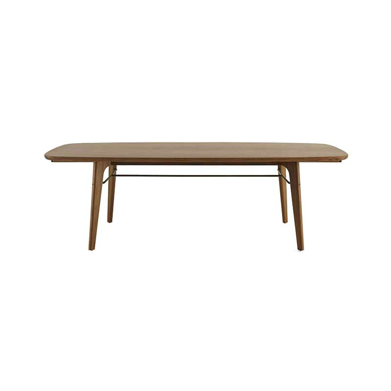 Stellar Works Utility Rectangular Dining Table by Neri&Hu Olson and Baker - Designer & Contemporary Sofas, Furniture - Olson and Baker showcases original designs from authentic, designer brands. Buy contemporary furniture, lighting, storage, sofas & chairs at Olson + Baker.