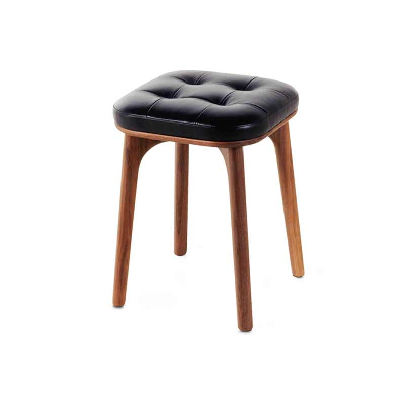 Stellar Works Utility 46cm Stool by Neri&Hu Olson and Baker - Designer & Contemporary Sofas, Furniture - Olson and Baker showcases original designs from authentic, designer brands. Buy contemporary furniture, lighting, storage, sofas & chairs at Olson + Baker.