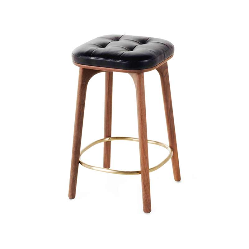 Stellar Works Utility 61cm Stool by Neri&Hu Olson and Baker - Designer & Contemporary Sofas, Furniture - Olson and Baker showcases original designs from authentic, designer brands. Buy contemporary furniture, lighting, storage, sofas & chairs at Olson + Baker.
