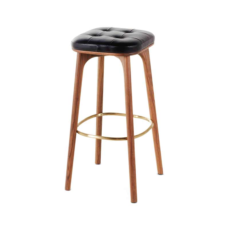 Stellar Works Utility 76cm Stool by Neri&Hu Olson and Baker - Designer & Contemporary Sofas, Furniture - Olson and Baker showcases original designs from authentic, designer brands. Buy contemporary furniture, lighting, storage, sofas & chairs at Olson + Baker.