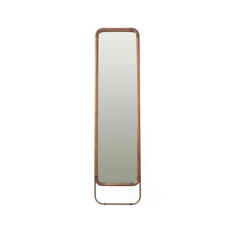 Stellar Works Utility Long Mirror by Neri&Hu Olson and Baker - Designer & Contemporary Sofas, Furniture - Olson and Baker showcases original designs from authentic, designer brands. Buy contemporary furniture, lighting, storage, sofas & chairs at Olson + Baker.