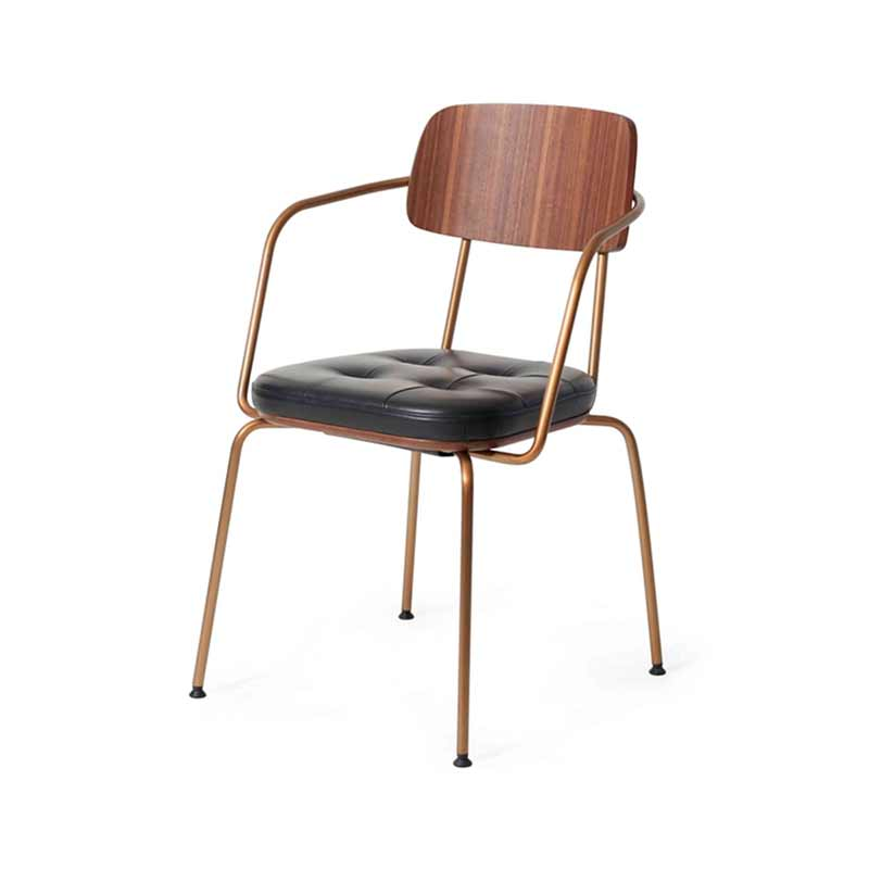 Stellar Works Utility Stacking Armchair V by Neri&Hu Olson and Baker - Designer & Contemporary Sofas, Furniture - Olson and Baker showcases original designs from authentic, designer brands. Buy contemporary furniture, lighting, storage, sofas & chairs at Olson + Baker.